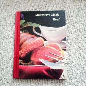 Microwave Magic Beef Cookbook